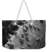 Spikey Thorny Tree Weekender Tote Bag