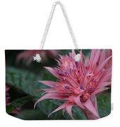 Spiky Pink Weekender Tote Bag