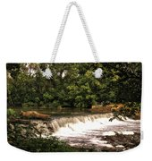 Spillway Early Morning Weekender Tote Bag