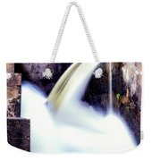 Spillway On The Canal Weekender Tote Bag