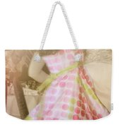 Spin Round Quote Weekender Tote Bag
