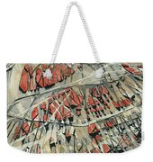Spinart Riverwash II Weekender Tote Bag