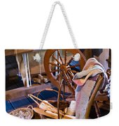 Spinning And Weaving Weekender Tote Bag