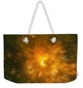 Spinning Firecracker And Bright Colors Weekender Tote Bag