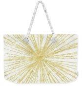 Spinning Gold- Art By Linda Woods Weekender Tote Bag
