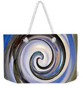 Spinning The Day Away Weekender Tote Bag