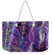 Spiral Detail From Annunciation Weekender Tote Bag