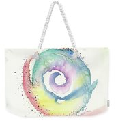 Spiral Of Emotions Weekender Tote Bag
