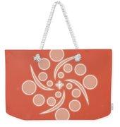 Spiral Of Life Weekender Tote Bag
