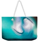 Spiral Realm Of Reflection - #2 Weekender Tote Bag