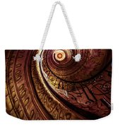 Spiral Staircase In An Old Abby Weekender Tote Bag