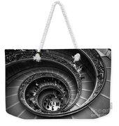 Spiral Stairs Horizontal Weekender Tote Bag