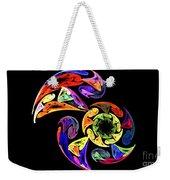 Spiral Toucan Weekender Tote Bag