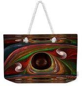 Spiral Warp Weekender Tote Bag
