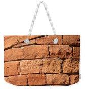Spiraling Bricks Weekender Tote Bag