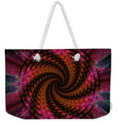 Spiraling Into The Abyss Weekender Tote Bag