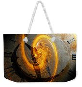 Spiraling Through Time Weekender Tote Bag
