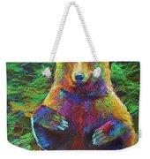 Spirit Bear Weekender Tote Bag