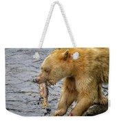 Spirit Bear Take Out  9636 Weekender Tote Bag
