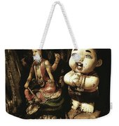 Spirit Cemetery. When A Business Or Weekender Tote Bag by Mr Photojimsf