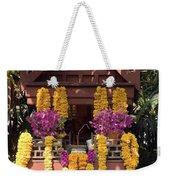 Spirit House Weekender Tote Bag