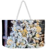 Spirit Of Christmas Weekender Tote Bag