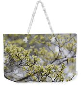 Spirit Of The Dogwood Weekender Tote Bag