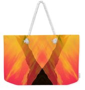 Spirit Of The Mountain Weekender Tote Bag