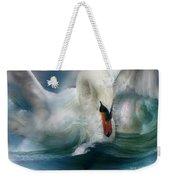 Spirit Of The Swan Weekender Tote Bag