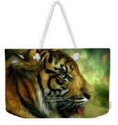 Spirit Of The Tiger Weekender Tote Bag