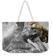 Spirit Of Water Weekender Tote Bag