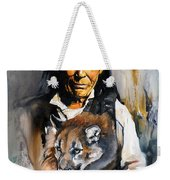 Spirit Within Weekender Tote Bag