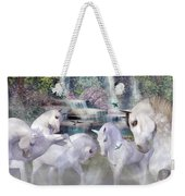 Spiritual Harmony Weekender Tote Bag
