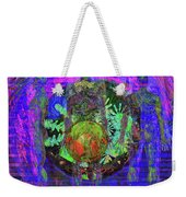 Spiritual Traveler Weekender Tote Bag by Joseph Mosley