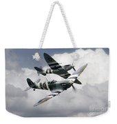 Spitfire Flying Legends Weekender Tote Bag