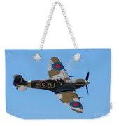 Spitfire Moon Weekender Tote Bag