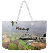 Spitfire Sweep Colour Version Weekender Tote Bag