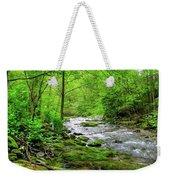 Spivey Creek Weekender Tote Bag
