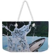 Splash Catch Weekender Tote Bag