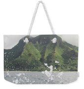 Splash North Shore Kauai Weekender Tote Bag