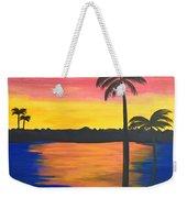 Splash Of Colors Weekender Tote Bag