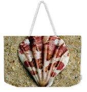 Splash Of Magenta Weekender Tote Bag