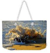 Splash Of Summer - Cape Cod National Seashore Weekender Tote Bag