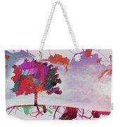 Splash Tree Art  Weekender Tote Bag