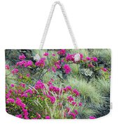 Splashes Of Pink Weekender Tote Bag