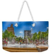 Splashville Of Asheville Weekender Tote Bag