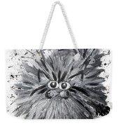 Splat Cat Weekender Tote Bag