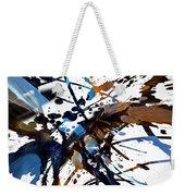 Splatter Gig Weekender Tote Bag
