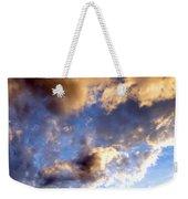 Splendid Cloudscape 3 Weekender Tote Bag
