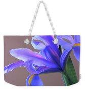 Splendid Iris Weekender Tote Bag